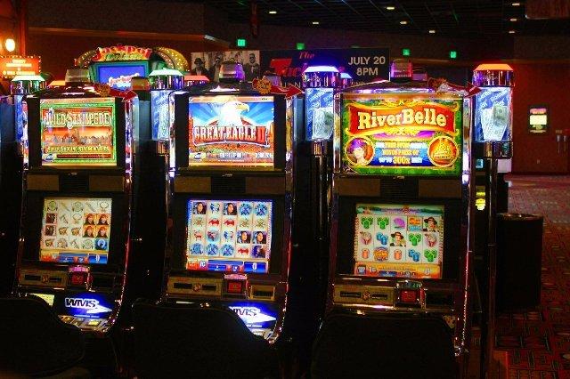 Основные преимущества игровых аппаратов в казино онлайн Spin City