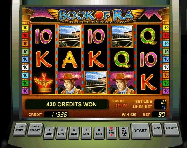 Большие шансы на победу в автоматах казино Вулкан Удачи