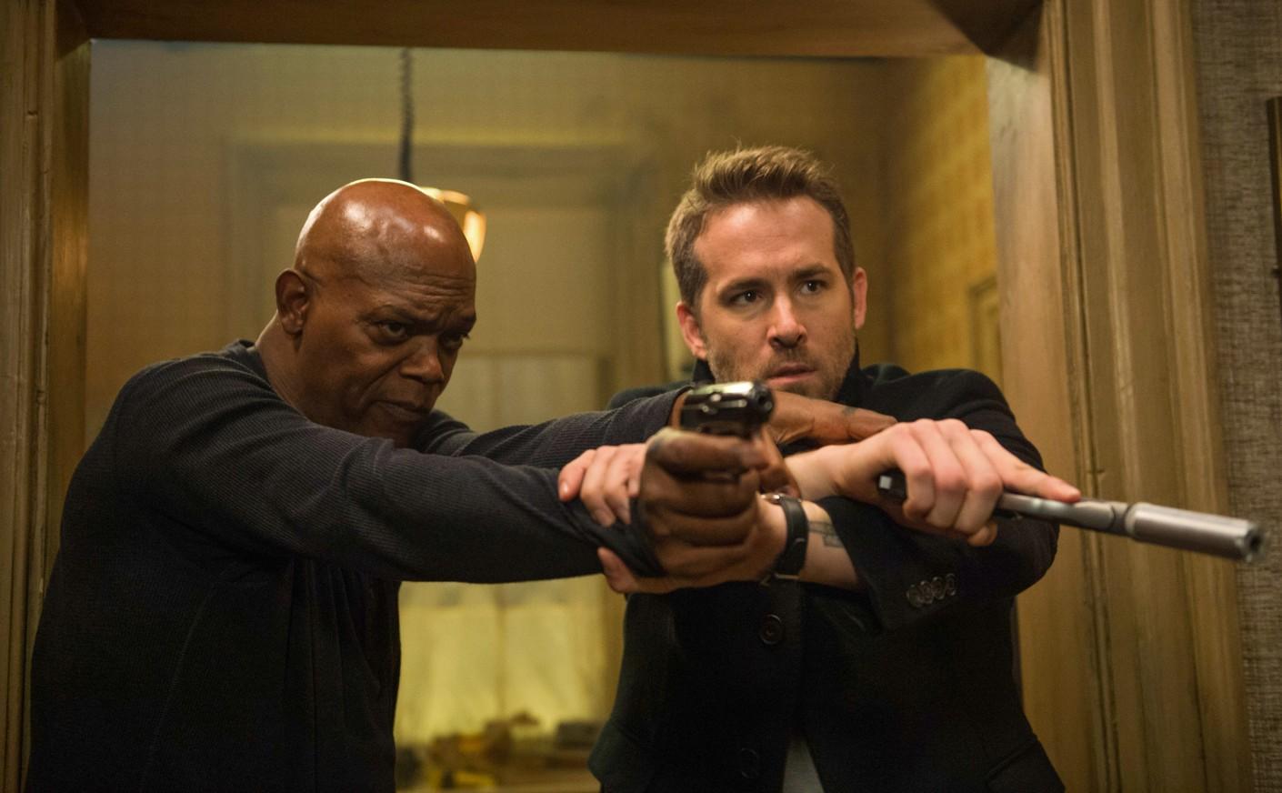 Сэмюэл Л. Джексон о своем новом фильме «Телохранитель киллера» и любимом ругательном слове