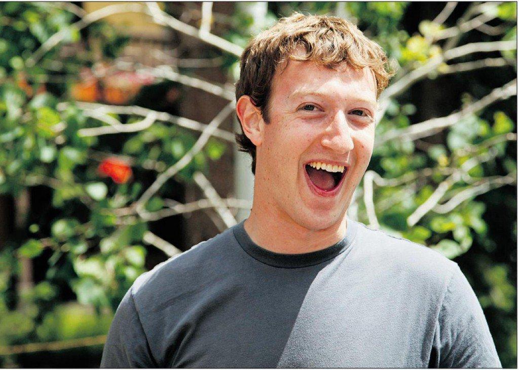 Марк Цукерберг снова в декрете