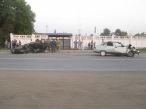 В Самарской области 18-летний водитель на Lada Priora врезался в ВАЗ-21102, пострадали водители и ребенок