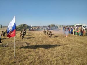 Под Самарой более 4 тысяч человек стали гостями выставочной площадки форума «Армия-2017»