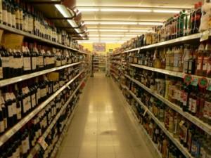 В Сызрань мужчина украл из супермаркета продукты на 36 тысяч рублей, продал их, а деньги пропил