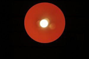 В Сызрани горожане и гости города запустили в ночное небо светящиеся шары