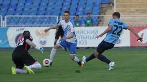 «Крылья Советов» уверенно обыграли «Сибирь» из Новосибирска – 3:0