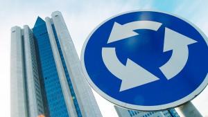 МВД предлагает изменить приоритет при круговом движении