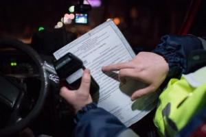 Тольяттинку пьяной задержали за рулем