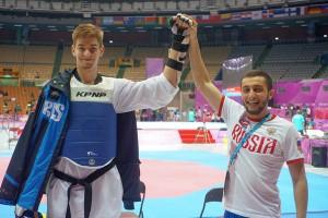 Спортсмены Самарской области завоевали 10 медалей Всемирной летней Универсиады