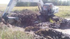 В Красноармейском районе из-за аварии без воды остались почти 4000 человек