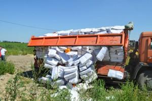 Таможня раскрыла крупнейшую сеть поставки санкционного продовольствия