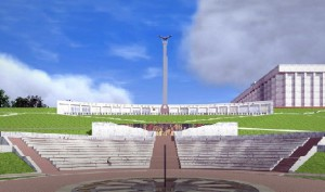 Под «шедевральной стеной Меркушкина» готовы освоить ещё почти 60 миллионов