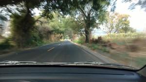В Шигонском районе молодой человек взял чужую автомашину «просто покататься» и бросил её на окраине села