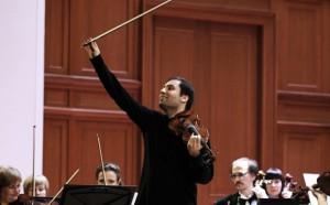 На 39-м году жизни умер бывший худрук Самарской Филармонии, скрипач Дмитрий Коган