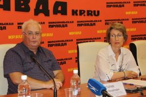 В Самаре прошла пресс-конференция «Как самарцам пережить сезон энтеровирусных инфекций»