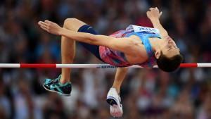 Легкоотлет ЦСКА/Самара занял второе место в соревнованиях по прыжкам в высоту на турнире в Германии