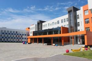1 сентября состоится первая торжественная линейка в новой школе микрорайона «Южный город»