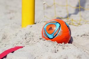 В Самаре на набережной состоится розыгрыш Кубка России по пляжному футболу