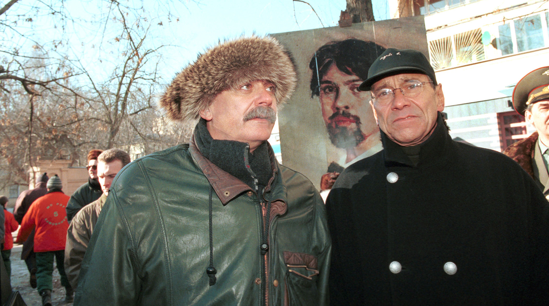 Андрею Кончаловскому 80 лет