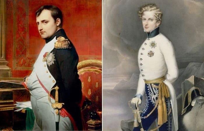 Как сложилась судьба младшего сына Наполеона Бонапарта