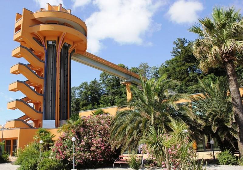 Гостиницы для отдыха в Дагомысе