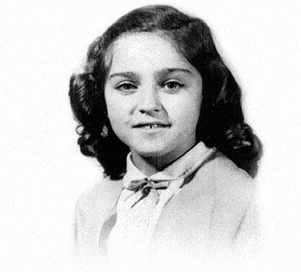 Фотографии детства и юности знаменитостей