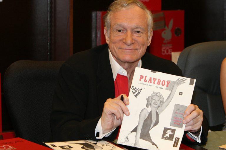 Умер Хью Хефнер - легендарный основатель Playboy