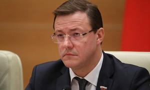Дмитрий Азаров выступил перед началом осенней работы губернских депутатов