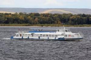 Водные маршруты в Самаре перешли на осеннее расписание