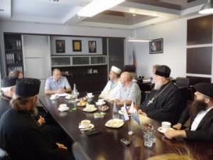 Представители религиозных конфессий и ГИБДД Тольятти обсудили проблему безопасности на дорогах
