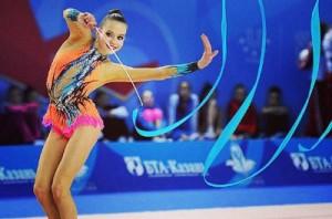 Гимнастка из Самары завоевала золото на Чемпионате мира по художественной гимнастике