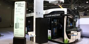 В Москве испытают электробус КАМАЗ второго поколения