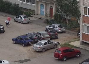Ночью нетрезвая автомобилистка разбила пять автомобилей в Сызрани