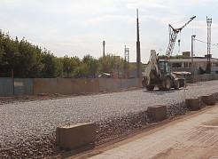 В Самаре на Заводском шоссе все работы по инженерным сетям будут завершены до конца этой недели