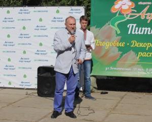 Аллею «Дружбы народов» высадили в Тольятти при участии депутатов городской Думы