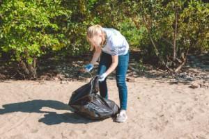 В Кировском районе Самары, в районе лодочной станции, состоится акция  «Чистые берега»
