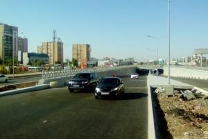 Полное открытие движение по развязкам на Московском шоссе в Самаре произойдет в декабре 2017 года