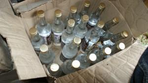 В Тольятти в бистро изъяли 27 литров алкоголя