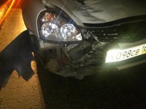 В Самаре водитель Lada насмерть сбил пешехода и уехал