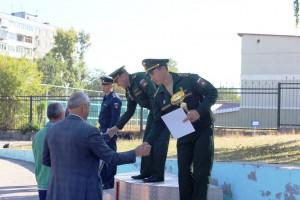 В Самаре подвели итоги окружного этапа Всеармейских соревнований «Командирские старты» среди офицеров ЦВО