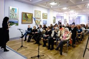 В СОУНБ открывается выставка «БЕЗсмертие. Михаил Анищенко»