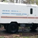 Спасатели ночью помогли 80-летнему рыбаку, застрявшему на автомобиле на грунтовой дороге около села Калиновка