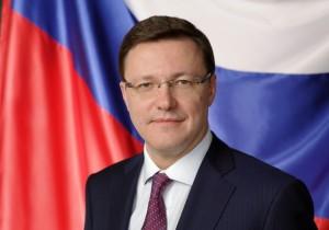 Дмитрий Азаров представлен в должности врио губернатора Самарской области