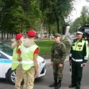 Военные автоинспекторы провели в Самарской области профилактическую акцию «Осторожно! Дети!»