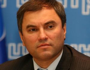 Спикер Госдумы Вячеслав Володин:  Я за Самару радуюсь. Потому что Азаров - профессиональный человек