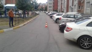 В Тольятти молодой человек на BMW сбил мальчика