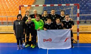 Студенты СамГУПС завоевали бронзу на международных соревнованиях по мини-футболу