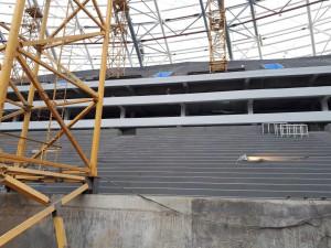 Представители FIFA и Оргкомитета «Россия-2018» посетили стадион «Самара Арена»