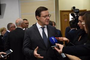 Дмитрий Азаров: «Сегодня был профессиональный разговор о проблемных точках»