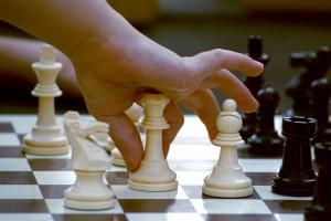 В Кинель-Черкассах стартовали всероссийские соревнования по шахматам среди сельских школьников