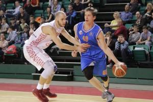 2 октября баскетболисты «Самары» проведут первый домашний матч чемпионата Суперлиги